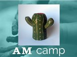 Cactus Cup (PLANET EARTH) June 21st, Morning Camp 2018