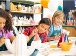 Pottery Painting Party Packages