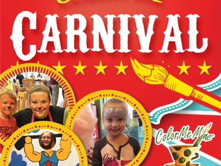 Carnival Day! Saturday, July 31st 2021