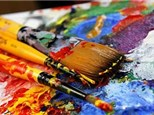Winter Mixed Media Studio Art Classes- Garden City (5yo-7yo)- Fri 5:30-6:30pm