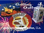 Summer Art Camp, June 25-26-27, Grilling Out