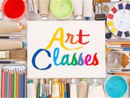 Fall Mixed Media Studio Art Class- Thursday's 4:00pm-5:00pm