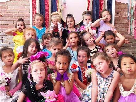 Once Upon A Time Princess Camp (June 24 - 27) - $60 Deposit