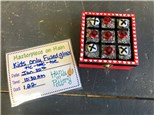 Masterpiece on Main - Kids Only Fused Glass Tic-Tac-Toe - Jan. 30th @10:30am