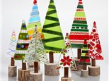 Glass Fusion - Christmas Trees - 12.10.20