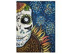 Sugar Skull - Canvas - Paint and Sip
