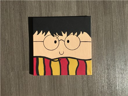 Kid's Workshop - I Heart Harry Potter -June 7th
