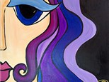 Paint & Sip - Oct. 20 - 7:30 pm - Sassy Women