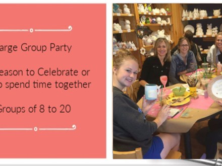 Large Group Party