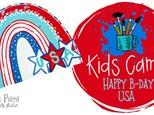 Happy Birthday USA Camp 06/23/2021