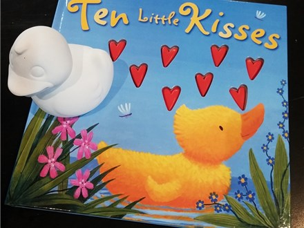 Storytime Book and Craft - Duck