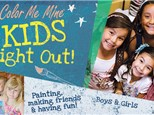 Kids Night Out:  GIFTS FOR MOM!  April 27 6pm