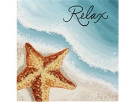 Canvas & Wine Night! Tranquil Surf! 6/26/18