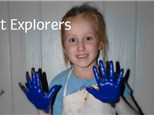 Art Explorers - Ages 5-7 years