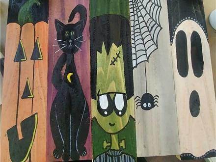 Not Too Spooky Halloween Sign