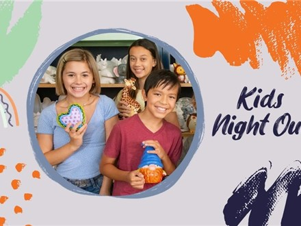 Kids Night Out- Halloween!