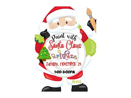 11/25 SANTA AGREED FOR ONE MORE SUNDAY!