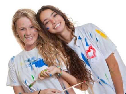 Preteen/Teen Summer Canvas Class