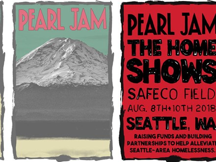 Pearl Jam - The Home Shows - glassblowing at glassybaby madrona - august 7