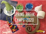 Spring Break Camp for ages 6 and up (Deposit)