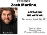 Zach Martina & Nick Leydorf - April 20th