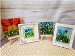 Mini Picasso Glass Art Class