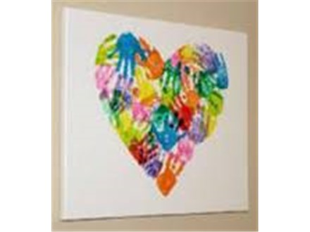 Canvas Painting Party for Children at You Made It! (Deposit Pricing)
