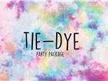 Tie-Dye Party Package