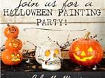 Pumpkin Paint Party