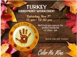 Memory Makers: Little Turkey - November 7