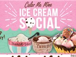 ICE CREAM SOCIAL! - August 12, 2018