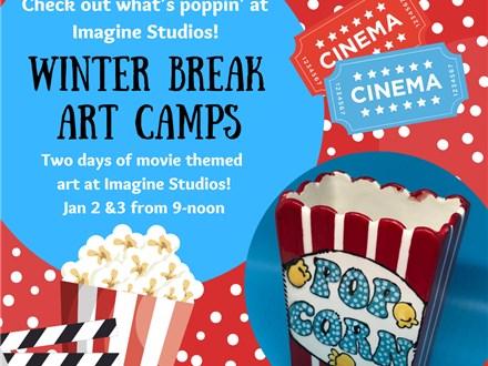Winter Break Art Camps
