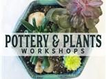 Plants & Pottery Night! - Thursday, October 3rd