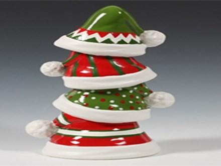 Personal Santa Cap Tree