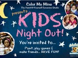 Kids Night Out: A Wizard's World - July 21, 2017