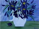 Ally's Blue Irises