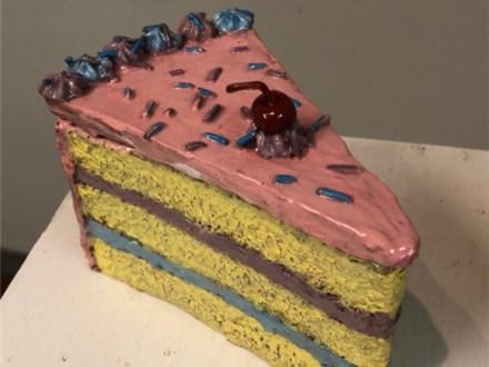 Art Club: Clay Cake Box