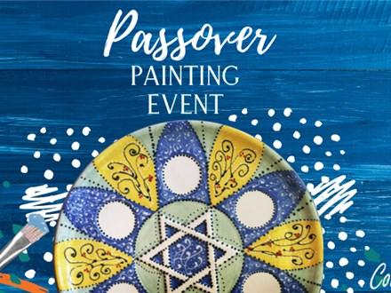 Passover Ceramic Painting Event!
