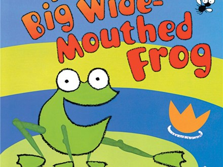 Story Time Art - The Big Wide-Mouthed Frog - Morning Session - 09.11.18