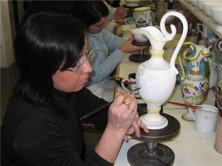 Thursday Ceramic Classes at Clay Mates Ceramic Cafe