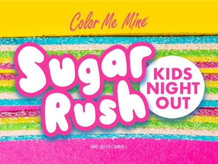 Sugar Rush Kids Night Out! - Feb, 21st