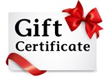 Gift Certificates for Artful Designs