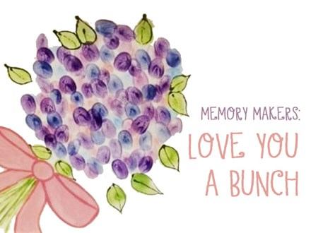 Memory Maker: Love You a Bunch! - May 2