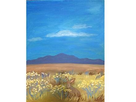 Nevadan Landscape