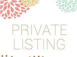 Private Booking for Maria K's Group