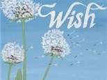 Wish Canvas at Niche Wine Lounge March 25th