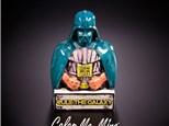 """"""" Darth Vader Bust BankTo-Go Kit- at Color Me Mine - Aspen"""
