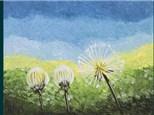 Paint N Party-Dandelions