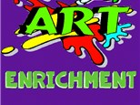 Art Enrichment: Halloween
