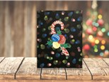 """""""Candy Candy Wishes"""" Canvas Class ages 12& up 12/20/19"""
